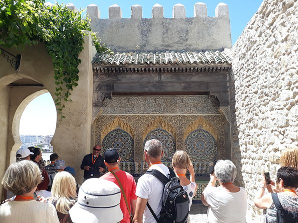 4 hours Tangier sightseeing from Casablanca by TGV
