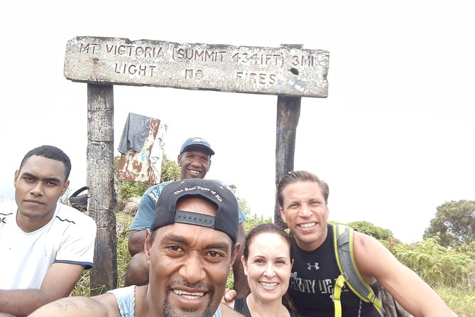 Climb Mount Tomanivi Fiji In A Day photo 4