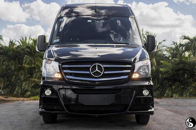 Luxury Sprinter Limo Transport Airport/port Transfers, Miami/broward
