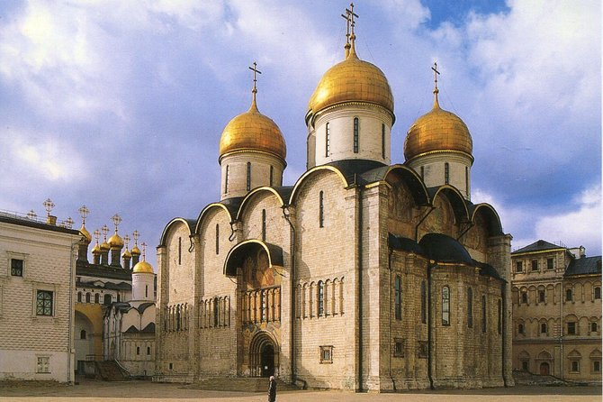 Moscow: Kremlin & Armoury Ticket and Introductory Tour