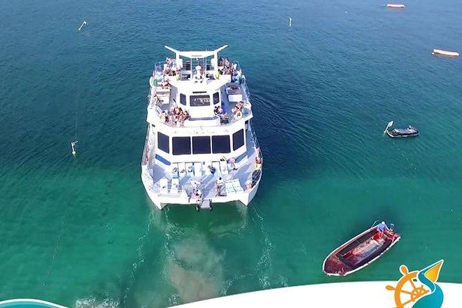 Isla Tortuga Catamarán Cruises from San Jose
