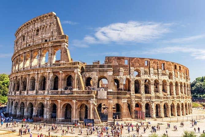 Marvels of Rome - Private Walking Tour