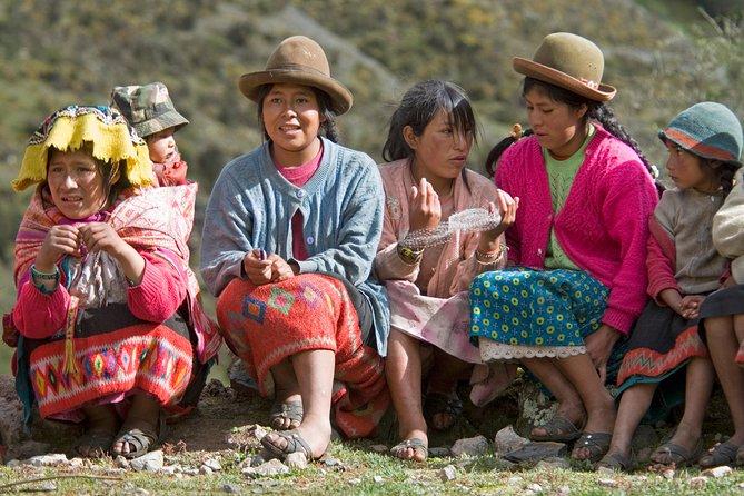 Private 4 Days Lares Trek to Machu Picchu