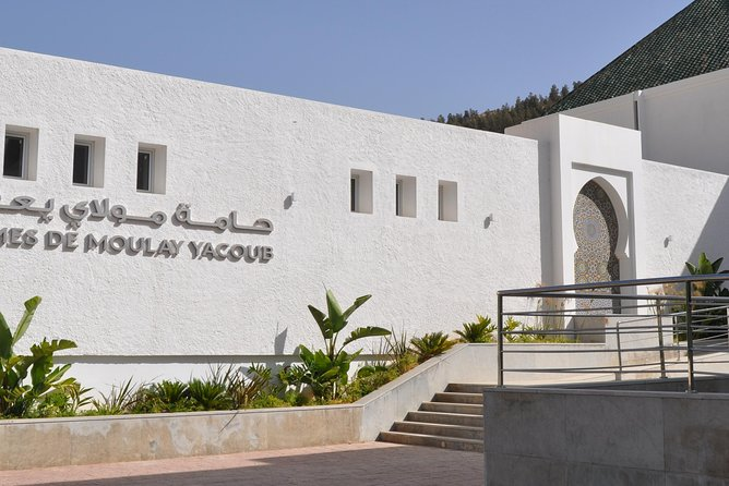 Day Trip to Moulay Yacoub Hot Springs from Fez