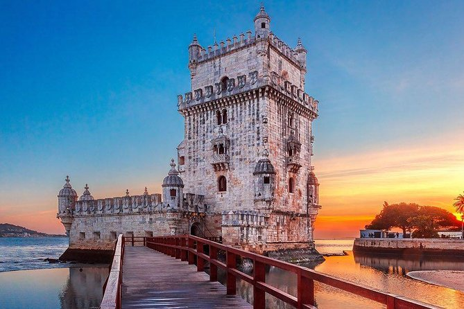 Sintra And Lisbon Semi-Private Tour