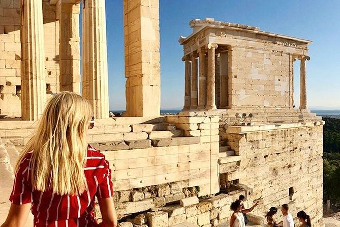 Acropolis Of Athens & The Acropolis Museum Private Tour