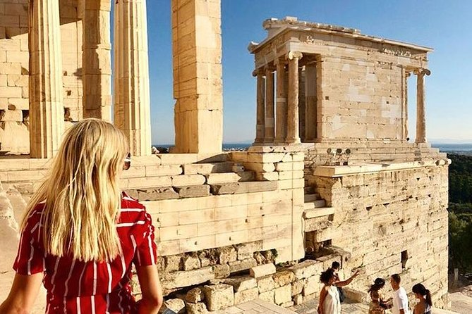 Acropolis Of Athens & The Acropolis Museum Skip The Line Private Tour
