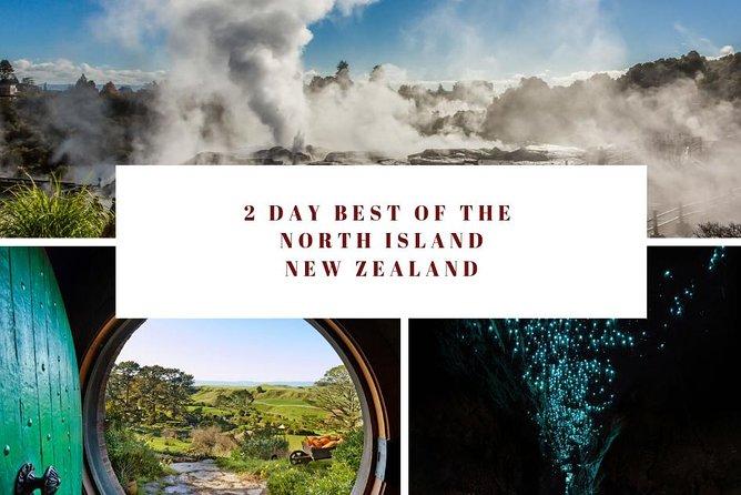 2 Days Hobbiton, Waitomo and Rotorua-Private Transfers & Tours from Auckland