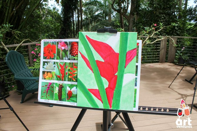 Flower Forest tour + Painting Workshop photo 23