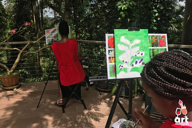 Flower Forest tour + Painting Workshop photo 24