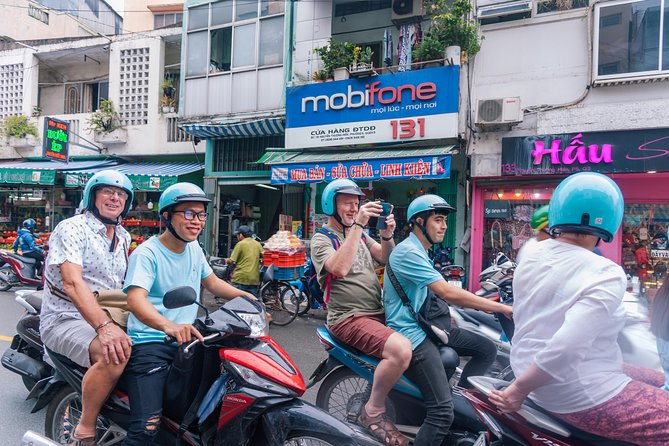 STUDENT CITY TOUR BY MOTORBIKE