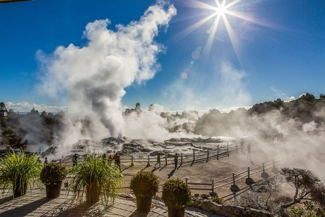 3 Days North Island-Rotorua, Hobbiton, Waitomo, Coromandel with Private Transfer