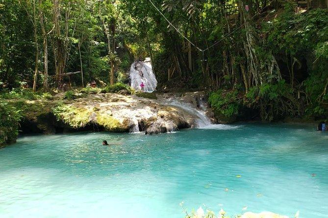 Irie Blue Hole and Secret Falls Tours