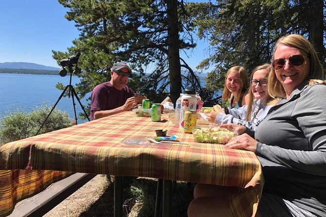 Scenic Private Group Tour of Yellowstone with Lunch included.