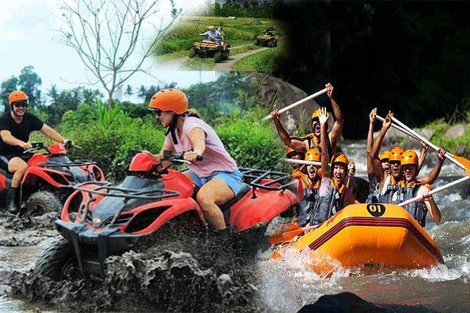 Bali ATV Quad Bike and White Water Rafting