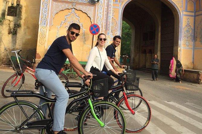 I Bike Inside Jaipur