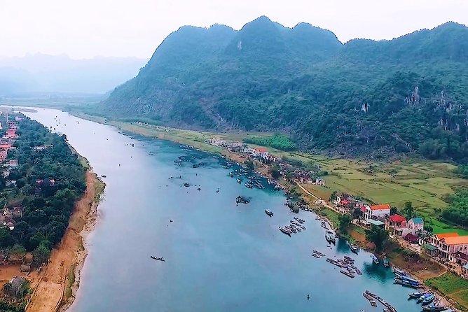 Ho Chi Minh Trail to Phong Nha-Cave