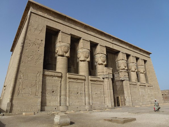 Luxor to Denderah Half Day Private Tour: Hathor Temple at Denderah photo 9