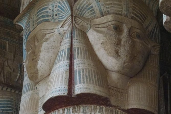 Luxor to Denderah Half Day Private Tour: Hathor Temple at Denderah photo 5