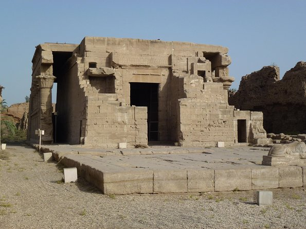 Luxor to Denderah Half Day Private Tour: Hathor Temple at Denderah photo 6