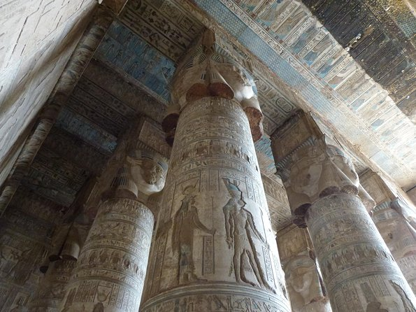 Luxor to Denderah Half Day Private Tour: Hathor Temple at Denderah photo 7