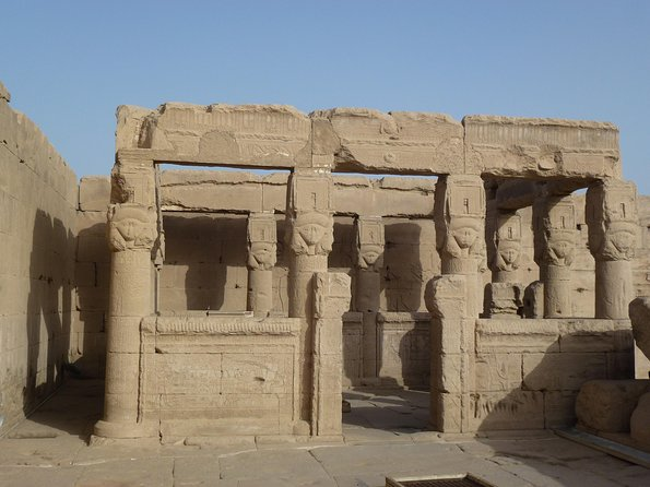 Luxor to Denderah Half Day Private Tour: Hathor Temple at Denderah photo 8