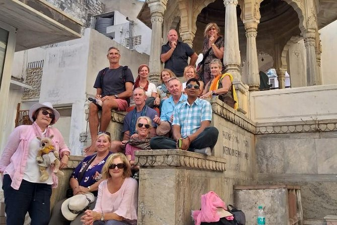 The Original - Pushkar Spiritual Walking Tour - Four Religions in a mile