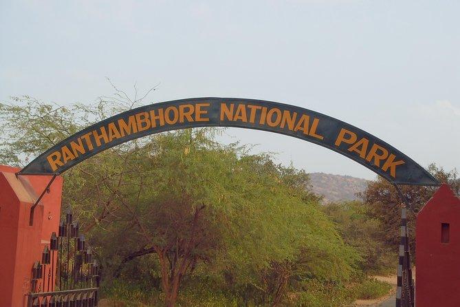 Ranthambore to Jaipur one way drop service