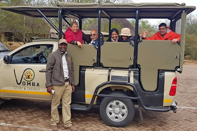 Full Day Kruger Park Safari From Hazyview