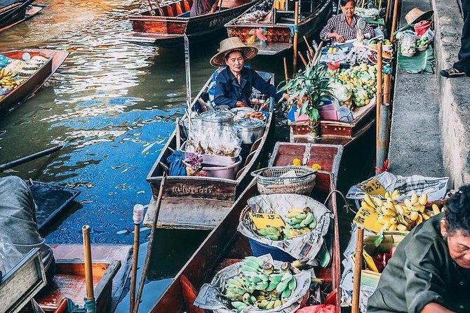 Bangkok Damnern Saduak Floating Market - Half day Tour