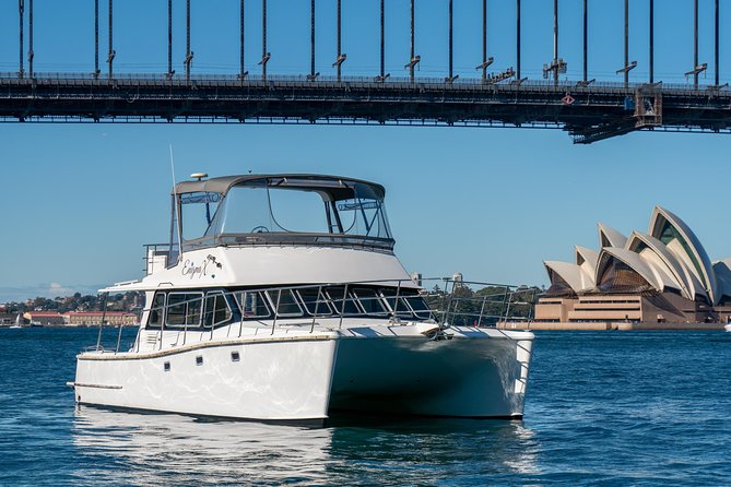 Private Luxury Sydney Harbour Sightseeing Cruise
