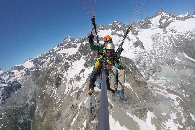 Standard Flight Experience with Matterhorn View from Zermatt