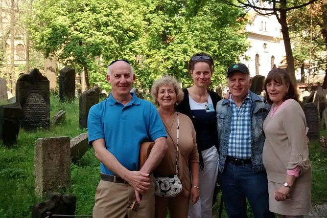 Small-Group Walking Tour in Prague: Stories of Jewish Prague