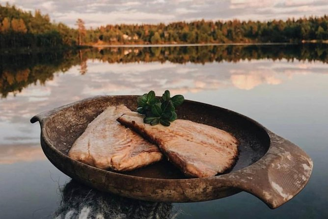 Personal familiarity with the traditional Finnish sauna and food in Helsinki