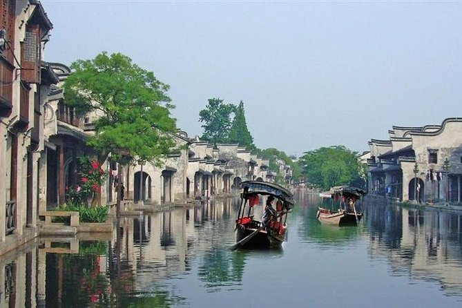 Private Nanxun Ancient Water Town Day Tour from Hangzhou
