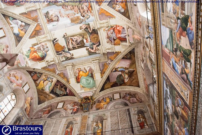Semi Private Early Access Vatican Museums & Sistine Chapel - Pick up included photo 9