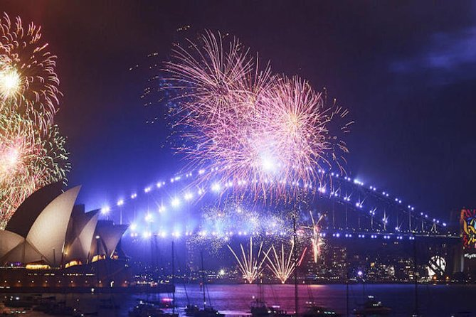 Sydney Harbour BYO New Year's Eve Catamaran Cruise