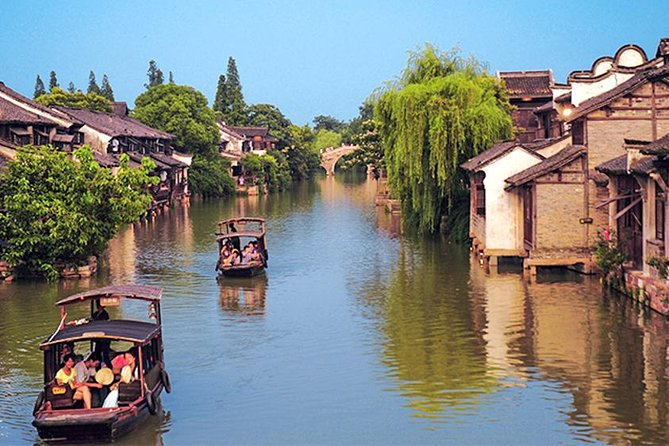 Wuzhen Private Day Trip from Shanghai by Bullet Train