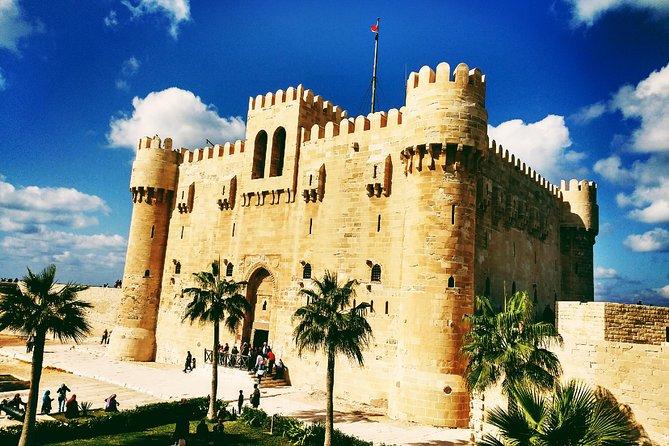 Cairo Alexandria day tour
