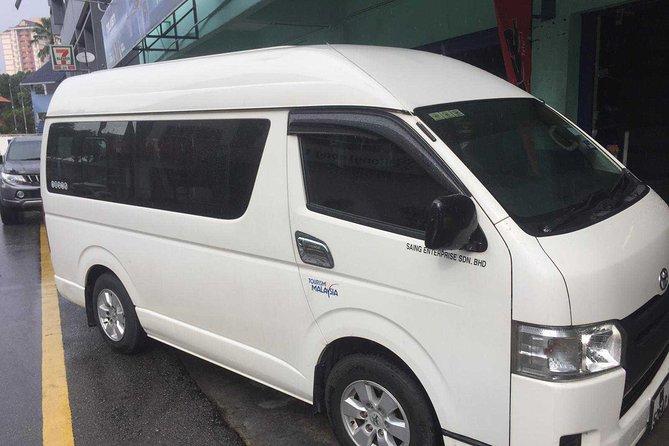 Airport Transfer Van/starex 10 Seaters (klia/klia2/skypark)