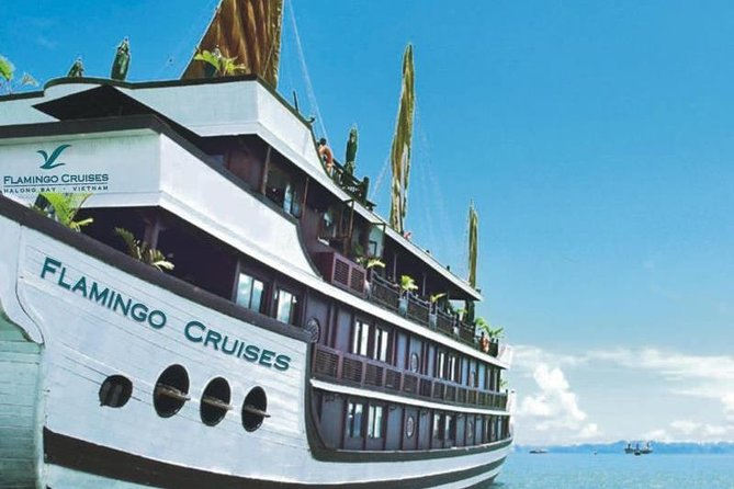 Flamingo Cruise Halong Bay 2 Days 1 Night