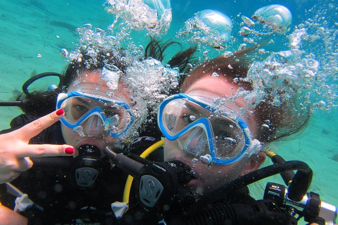 Try a DIVE, discover scuba diving in Mykonos