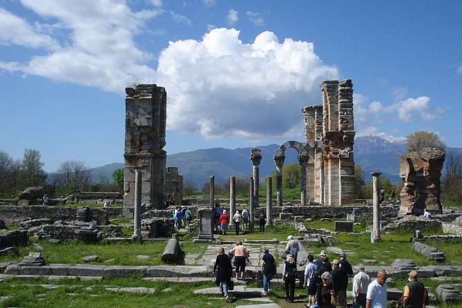 Philippi & Kavala - In the steps of St. Paul Private Experience - 8 hrs