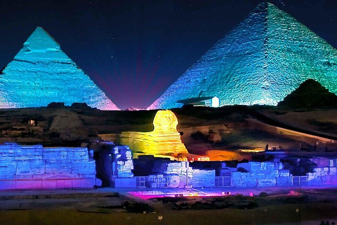 Sound and Light Show at Giza Pyramids photo 17