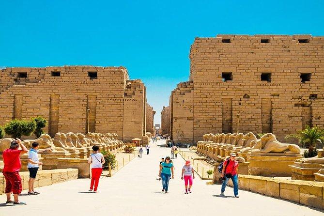 Luxor Private Tour: Karnak & Luxor Temples