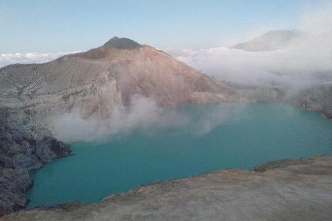 Ijen crater midnight tour photo 2