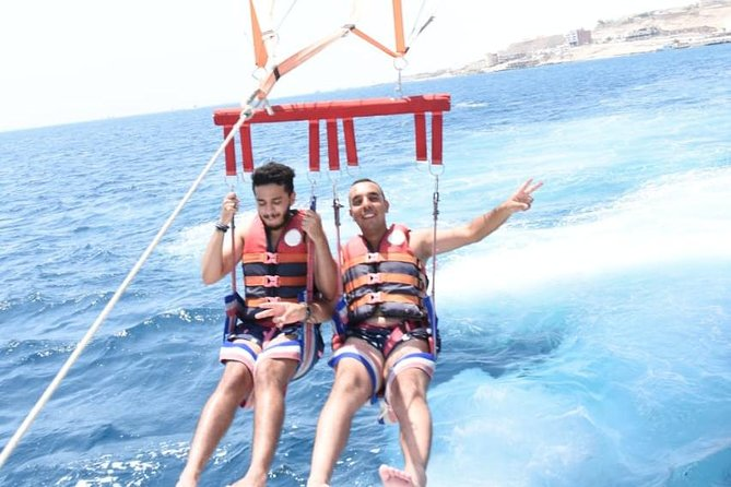 Parasailing HURGHADA photo 302