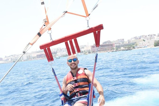 Parasailing HURGHADA photo 2