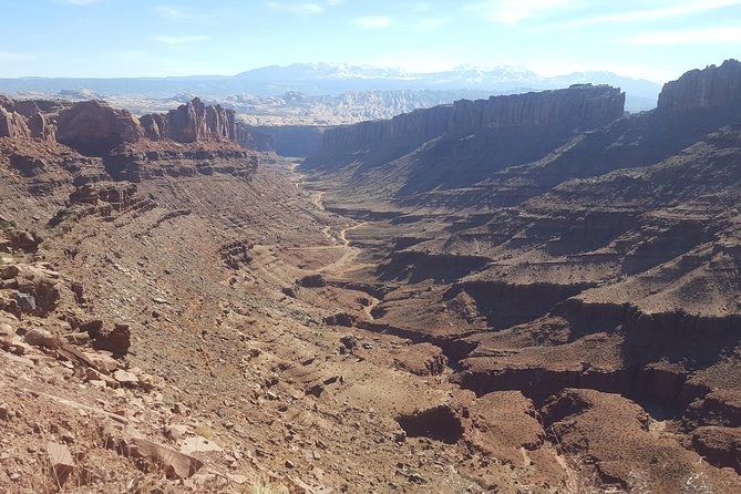 Do it like a local! Drive long canyon in the comfort of your personal SUV!