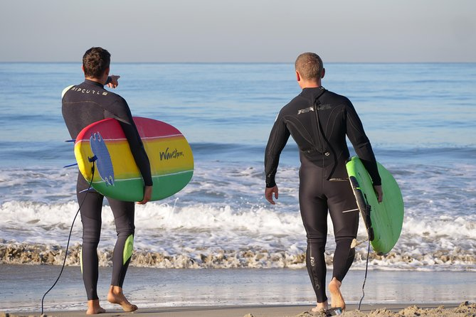 Surf Class for Beginners in Venice